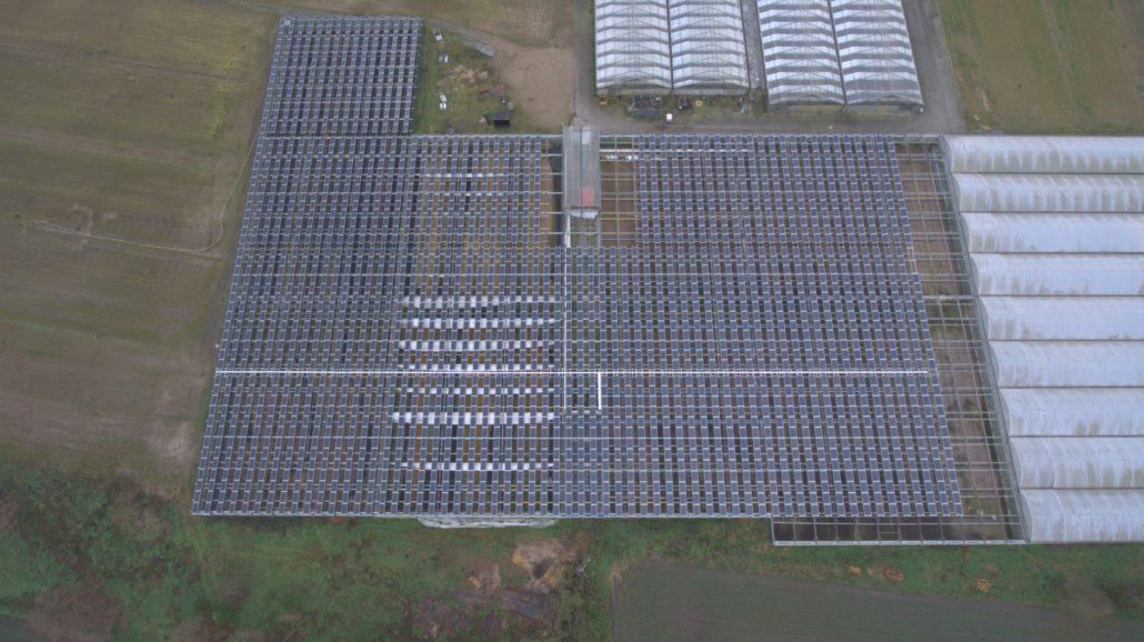 Gewachshaus Sindermann In Reken B W Energy Intelligente